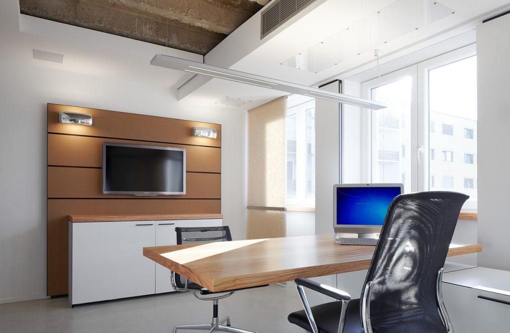 Kahl Büroeinrichtung Büromöbel Akustik Licht