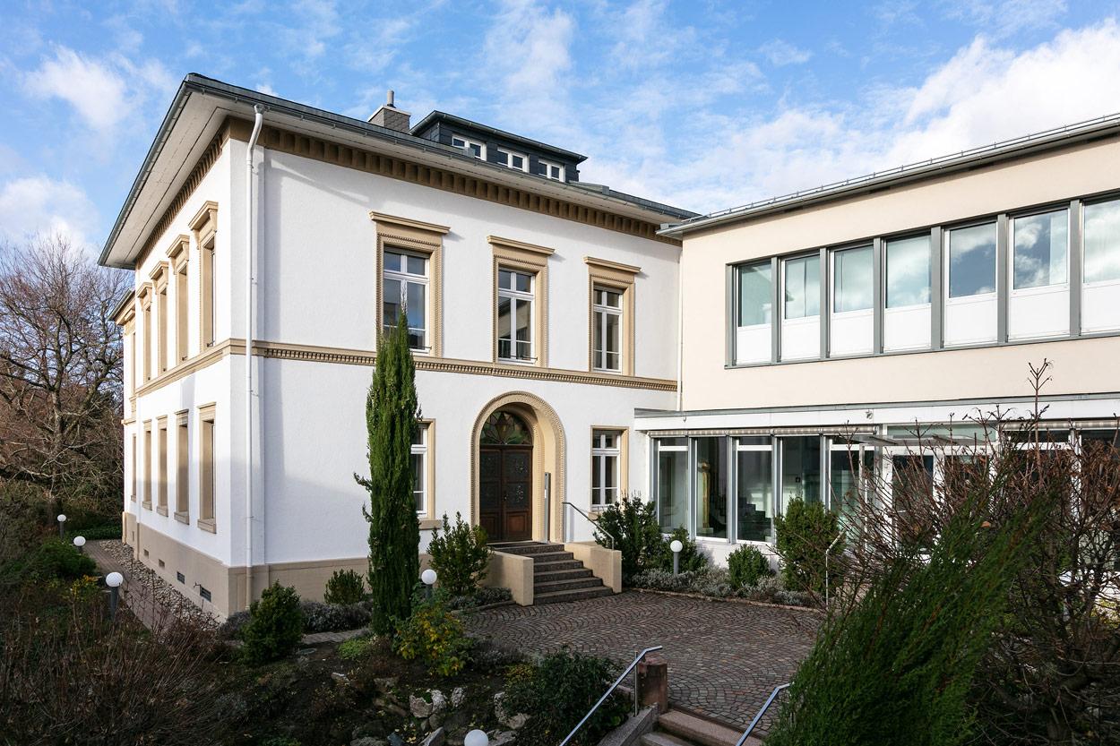 KAHL Büroeinrichtungen Volksbank Weinheim