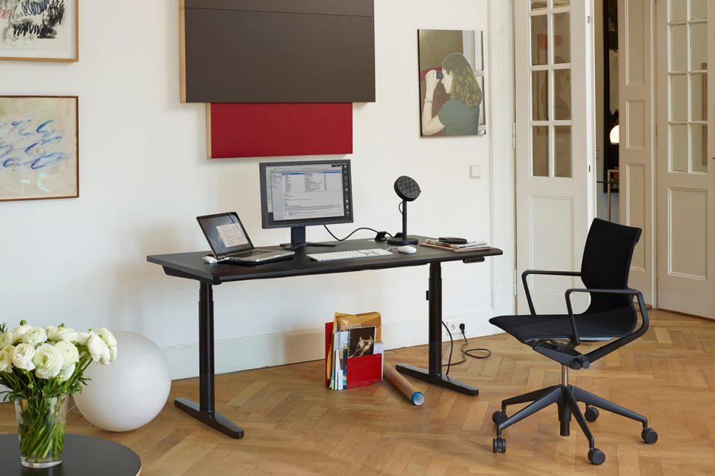 Ergonimiches Home Office