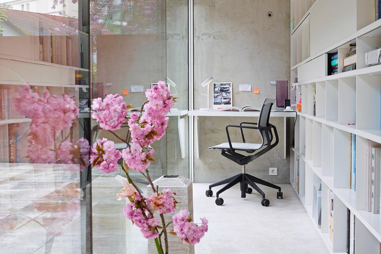 Home Office Einrichrung